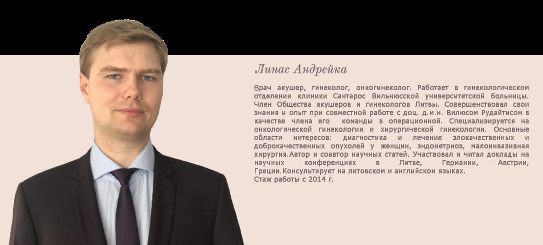 L. Andreika ginekologas