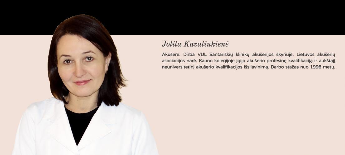Geriausia privati ginekologijos klinika  Vilniuje akušerė Jolita